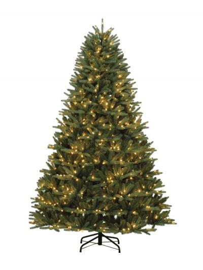 Festive - pre-lit fraser fir tree - 180cm