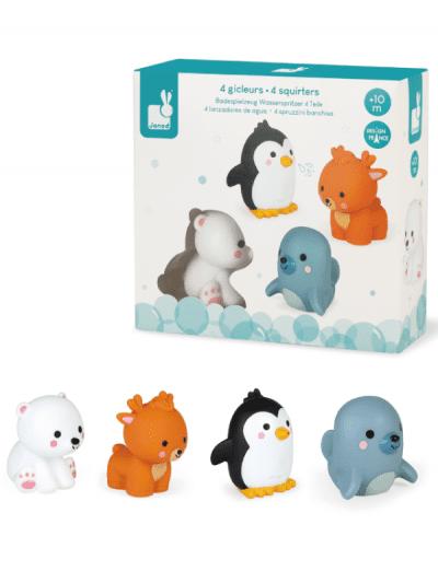 Janod - polar animal squirters