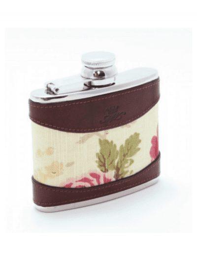 Marlborough of England rose hip flask - 4oz