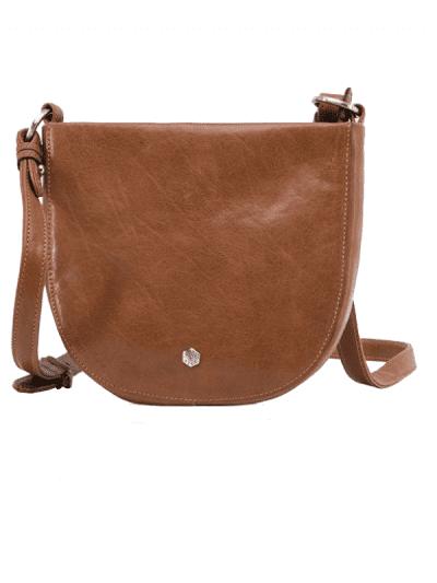 Jekyll & Hide - small cross body bag - tan