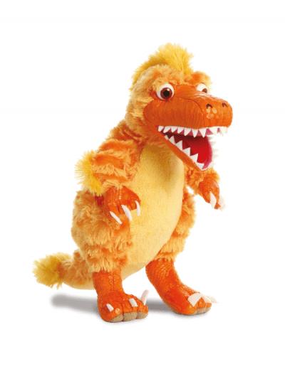 Dinosaur Roar boo deinonychus soft toy