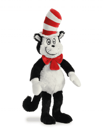 Cat in the Hat - soft toy