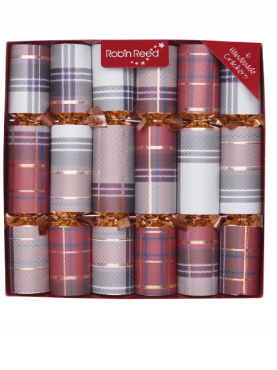 Robin reed Christmas crackers