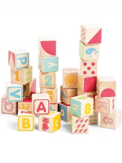 Le Toy Van - ABC wooden blocks