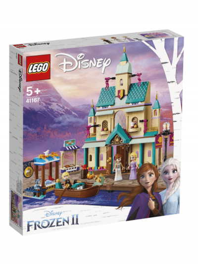 Lego - Frozen Arendelle castle