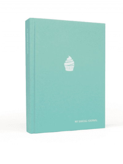 Suck UK - baking journal, kitchen accessory and gift