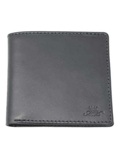 Marlborough of England black & purple wallet