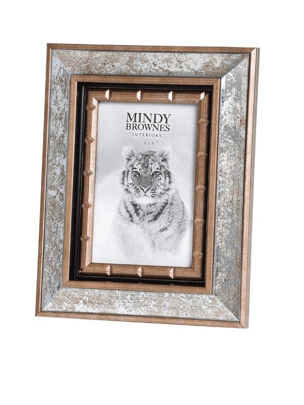Mindy Browne - Cindy photo frame - 4x6