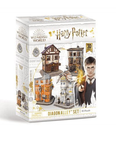 Harry Potter dragon alley puzzle