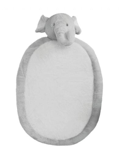Bambino oval elephant play mat
