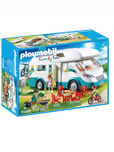 Playmobil - family camper