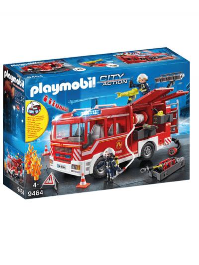 Playmobil - fire engine