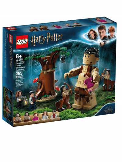 Lego Harry Potter - forbidden forest