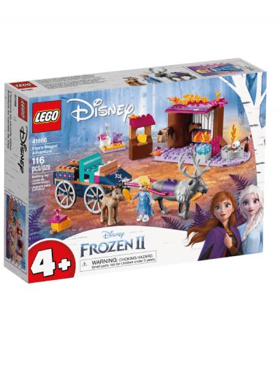 Lego - Frozen Elsa's wagon adventure