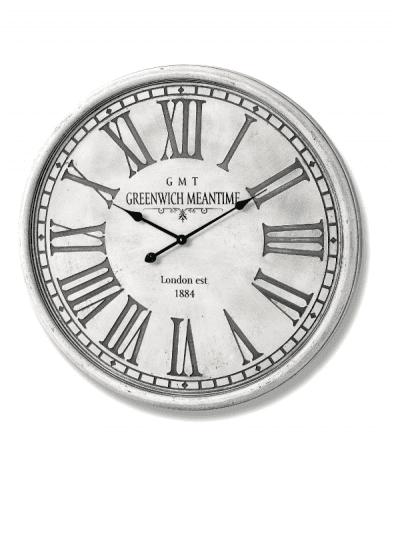 Hill Interiors - greenwich wall clock