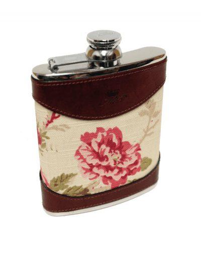 Marlborough of England - rose hip flask - 6oz