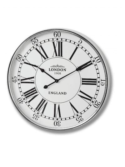 Hill Interiors - London city wall clock