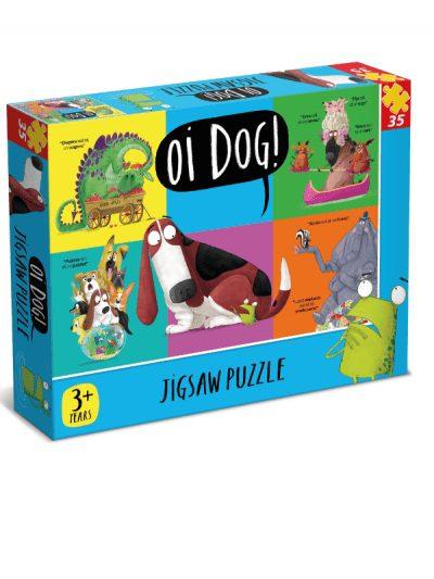 Oi Dog jigsaw puzzle