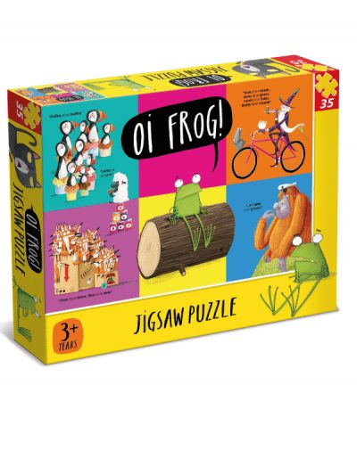 Oi Frog jigsaw puzzle