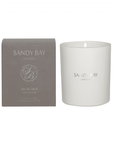 Sandy Bay - sel de mer candle