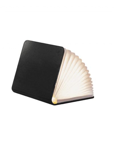 Gingko - smart book light - black