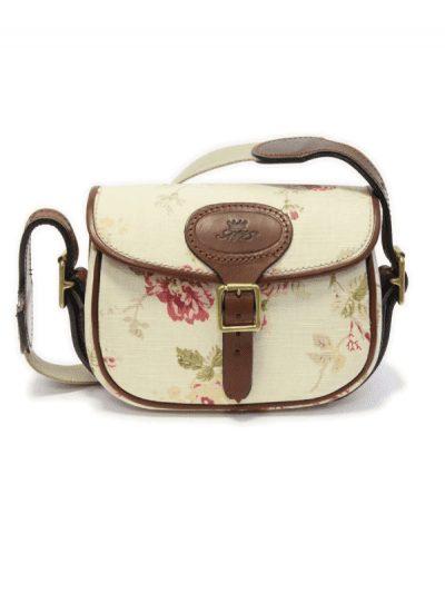 Marlborough of England small rose patterned bag