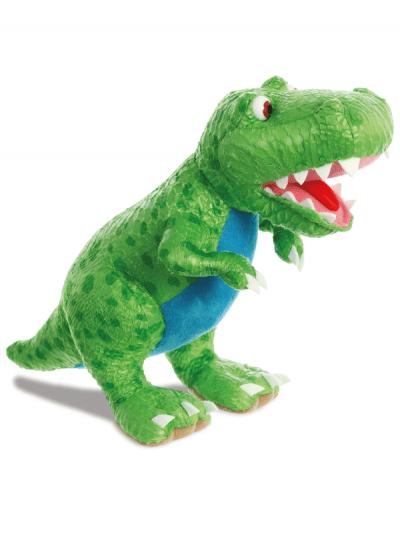 t-rex soft toy