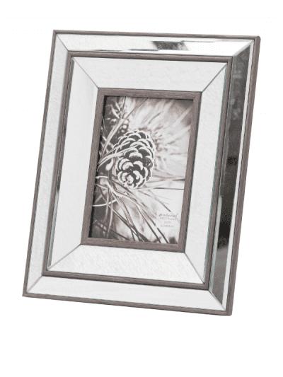 Hill interiors - mirror phot frame - 5x7