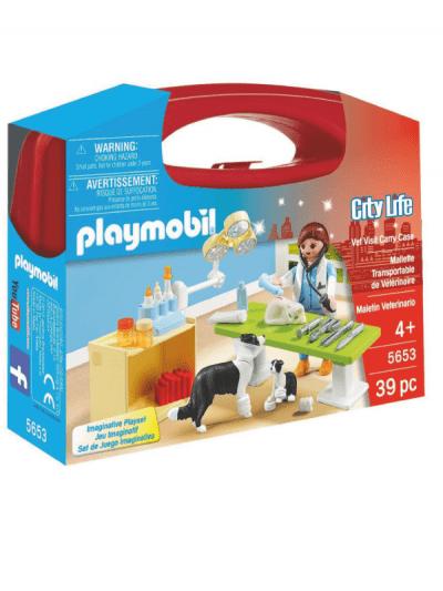 Playmobil - vet set