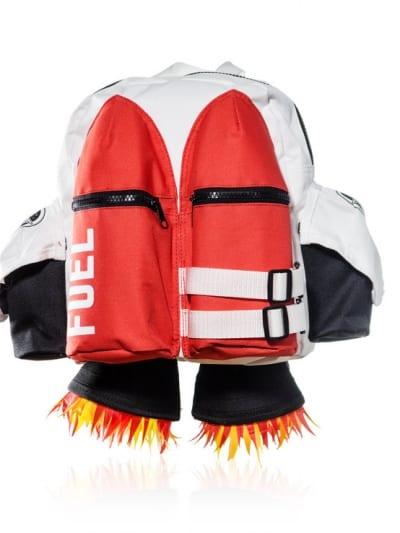 Suck UK - rocket backpack