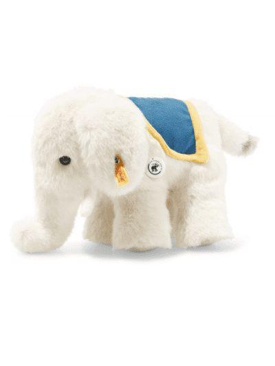Steiff - little elephant - white
