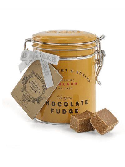Cartwright & Butler - chocolate fudge