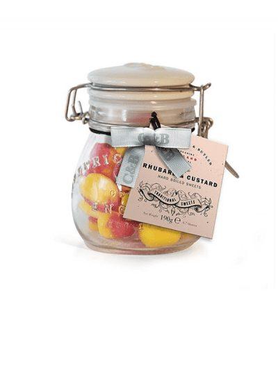 Cartwright & Butler - rhubarb & custard sweets