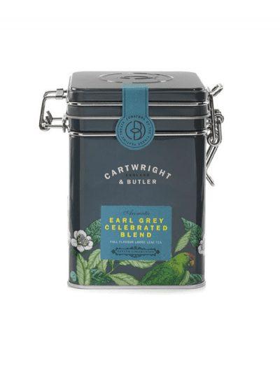 Cartwright & Butler - earl grey tea in a tin
