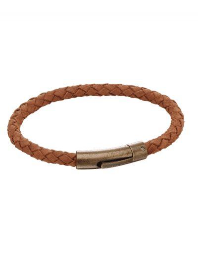 Fred Bennett - brown suede bracelet