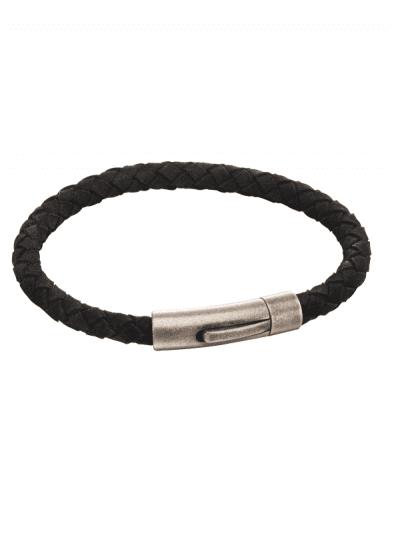 Fred Bennett - black suede bracelet