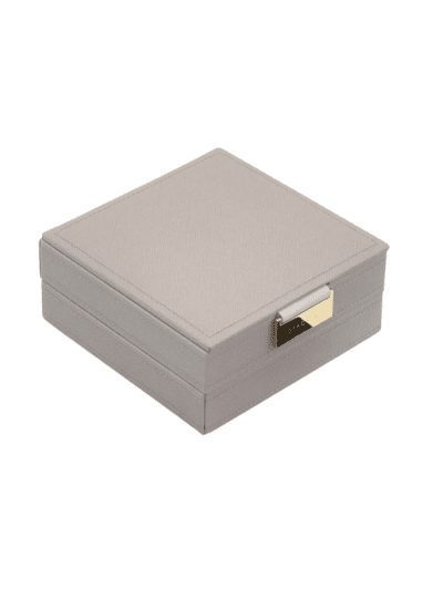 Stackers - charm jewellery box - taupe