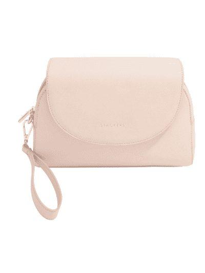 Stackers - blush make up bag