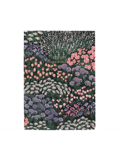 Wouf - A6 notebook - meadow