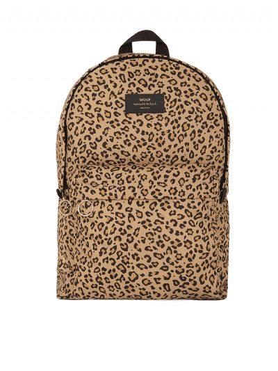 Wouf - safari backpack