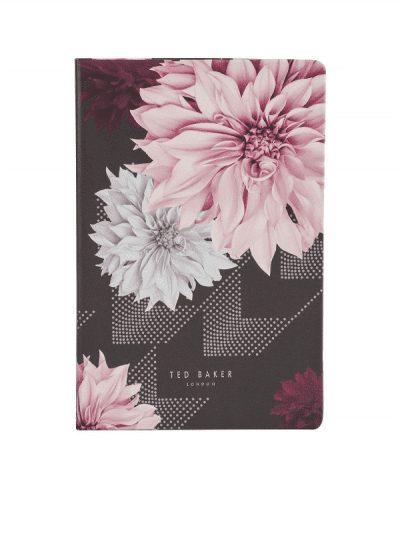 Ted Baker - clove A5 notebook