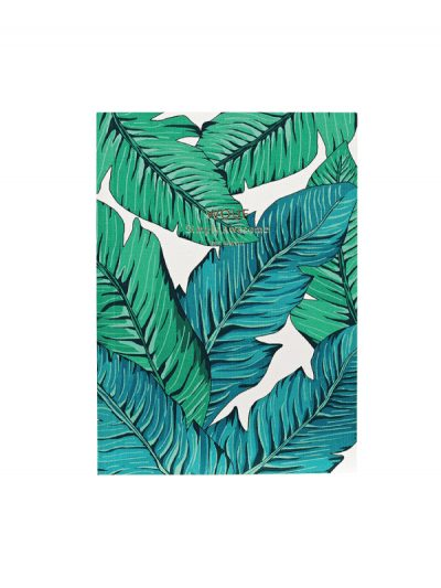 Wouf - A6 notebook - tropical