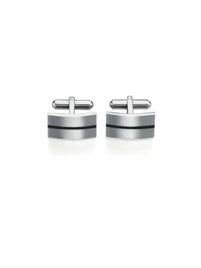 Fred Bennett - Stainless steel cufflinks