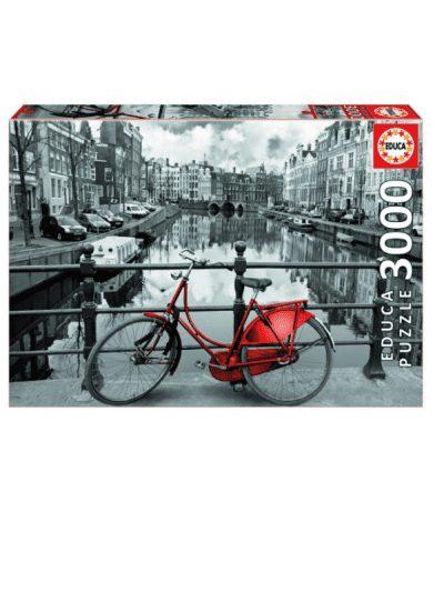 Educa - Amsterdam 3000 piece jigsaw
