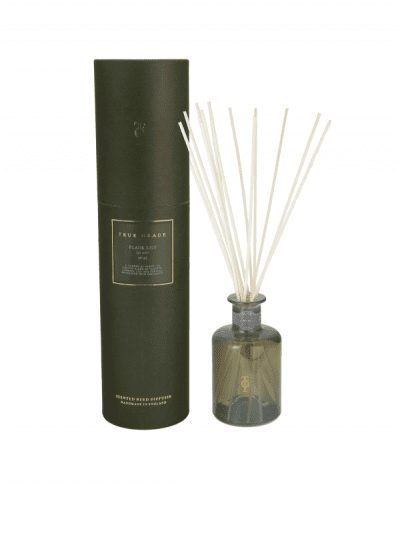 True Grace - black lily reed diffuser