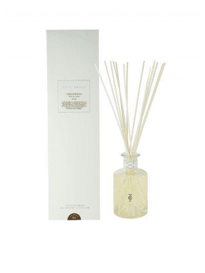 True Grace - cedar wood reed diffuser