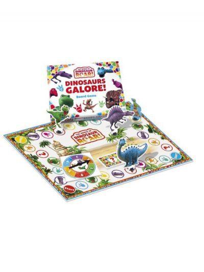 Dinosaur Roar! Board Game