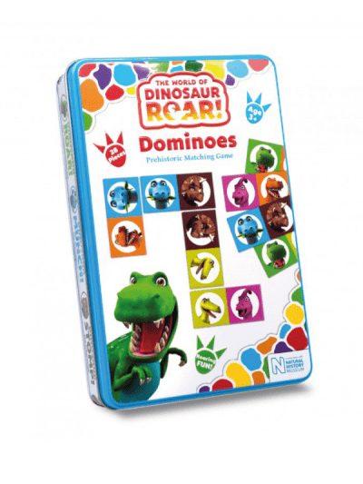 Dinosaur Roar! dominoes