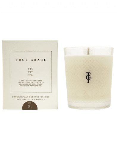 True Grace - fig candle