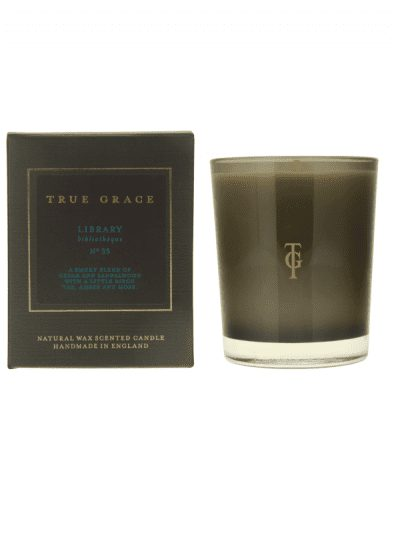 True Grace - library candle